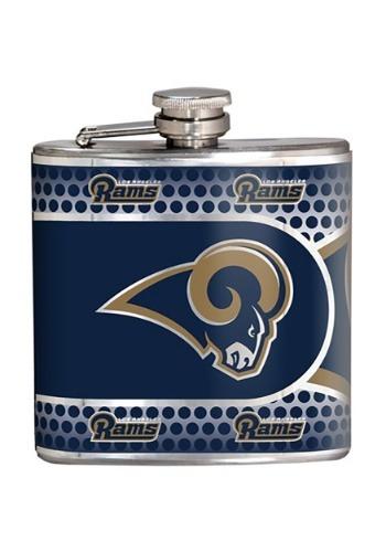 NFL Los Angeles Rams 6 oz. Stainless Steel Flask