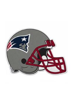 NFL New England Patriots Die Cut Helmet Pennant
