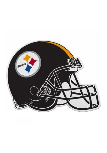 Pittsburgh | Pennant | Steeler | Helmet | Cut | NFL