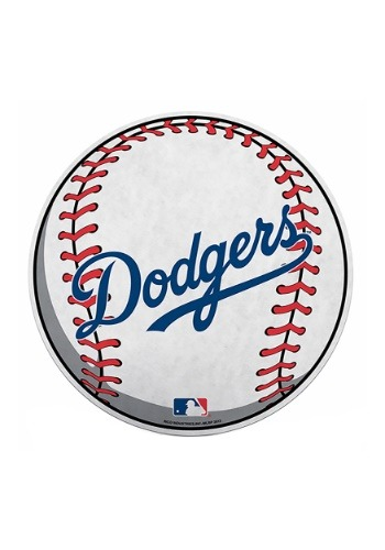Los Angeles MLB Dodgers Die Cut Baseball Pennant