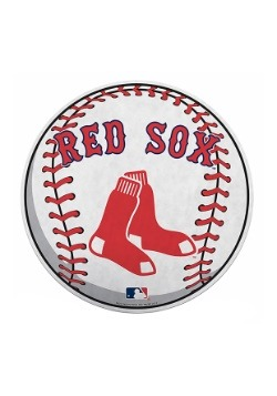 Boston Red Sox MLB Die Cut Baseball Pennant