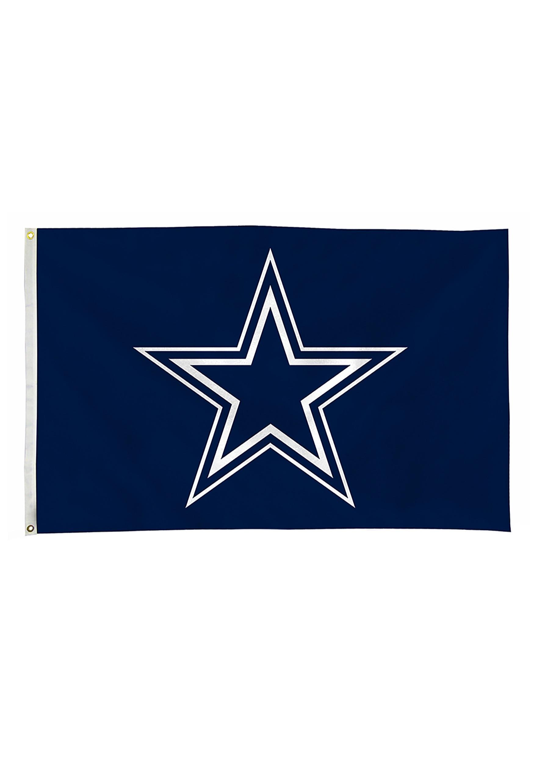 NFL Dallas Cowboys 3  x 5  Banner Flag 3f315fc7750