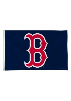 Boston MLB Red Sox 3' x 5' Banner Flag