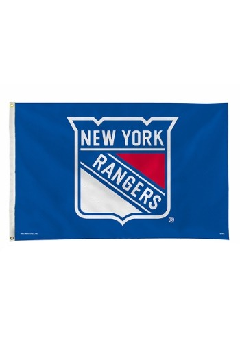 New York NHL Rangers 3' x 5' Banner Flag