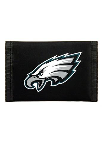 NFL Philadelphia Eagles Nylon Tri-Fold Wallet