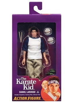 "Karate Kid 1984 Daniel 8"" Clothed Action Figure"
