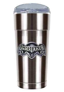 WWE The Undertaker 24 oz Stainless Steel Tumbler