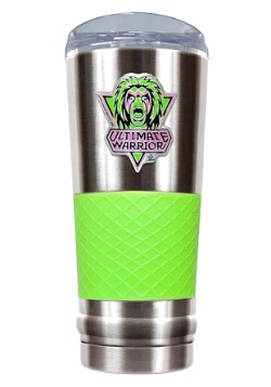 WWE Ultimate Warrior 24 oz Stainless Steel Tumbler