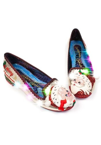Irregular Choice The Clauses Flat Shoes Update Main