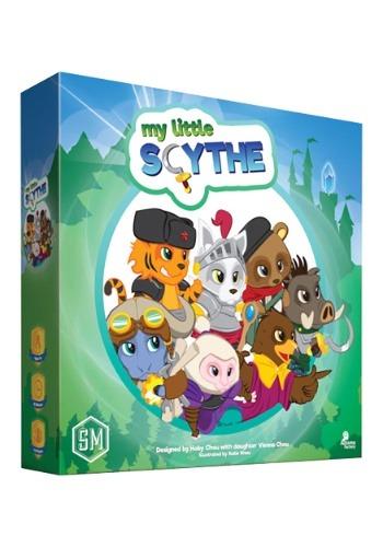 Scythe: My Little Scythe Board Game