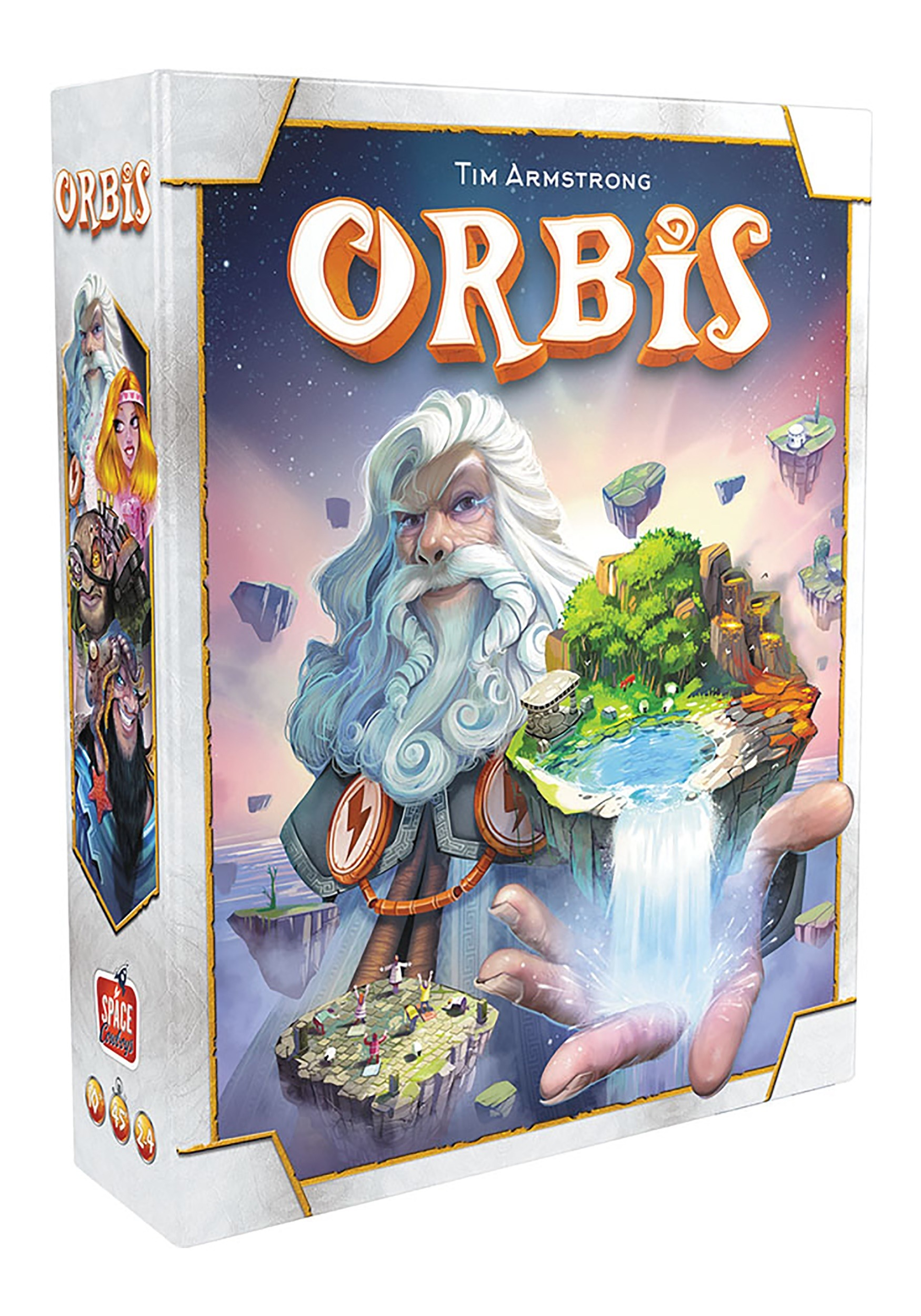 Orbis- Board Game