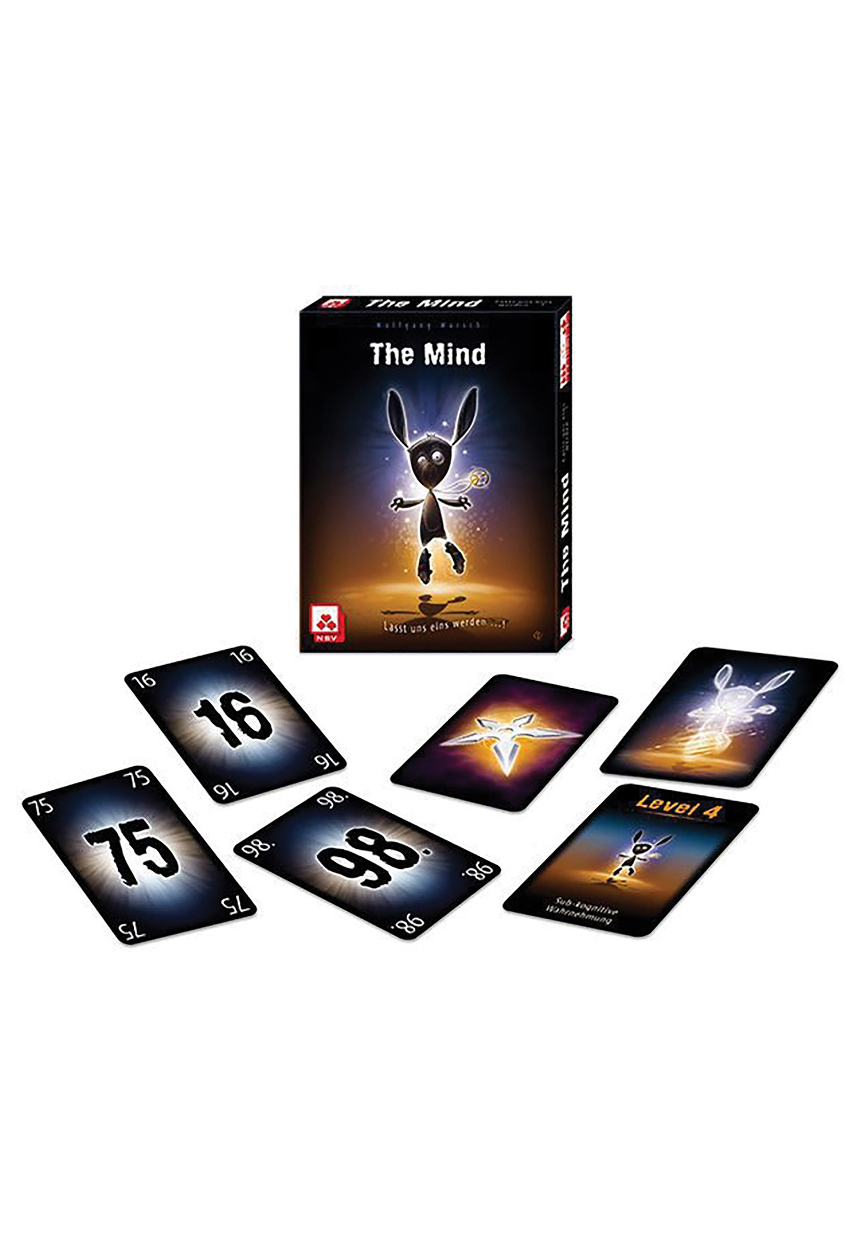 The Mind- Card Game