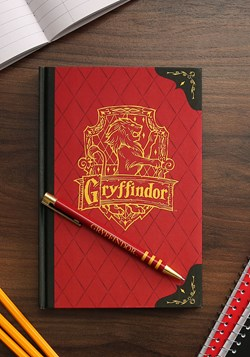 Gryffindor Journal and Pen Set Harry Potter Update main