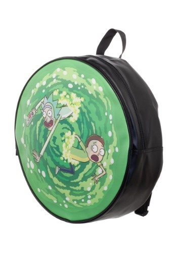 Portal Rick & Morty Backpack