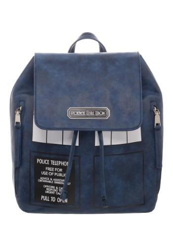 Mini Dr. Who Backpack