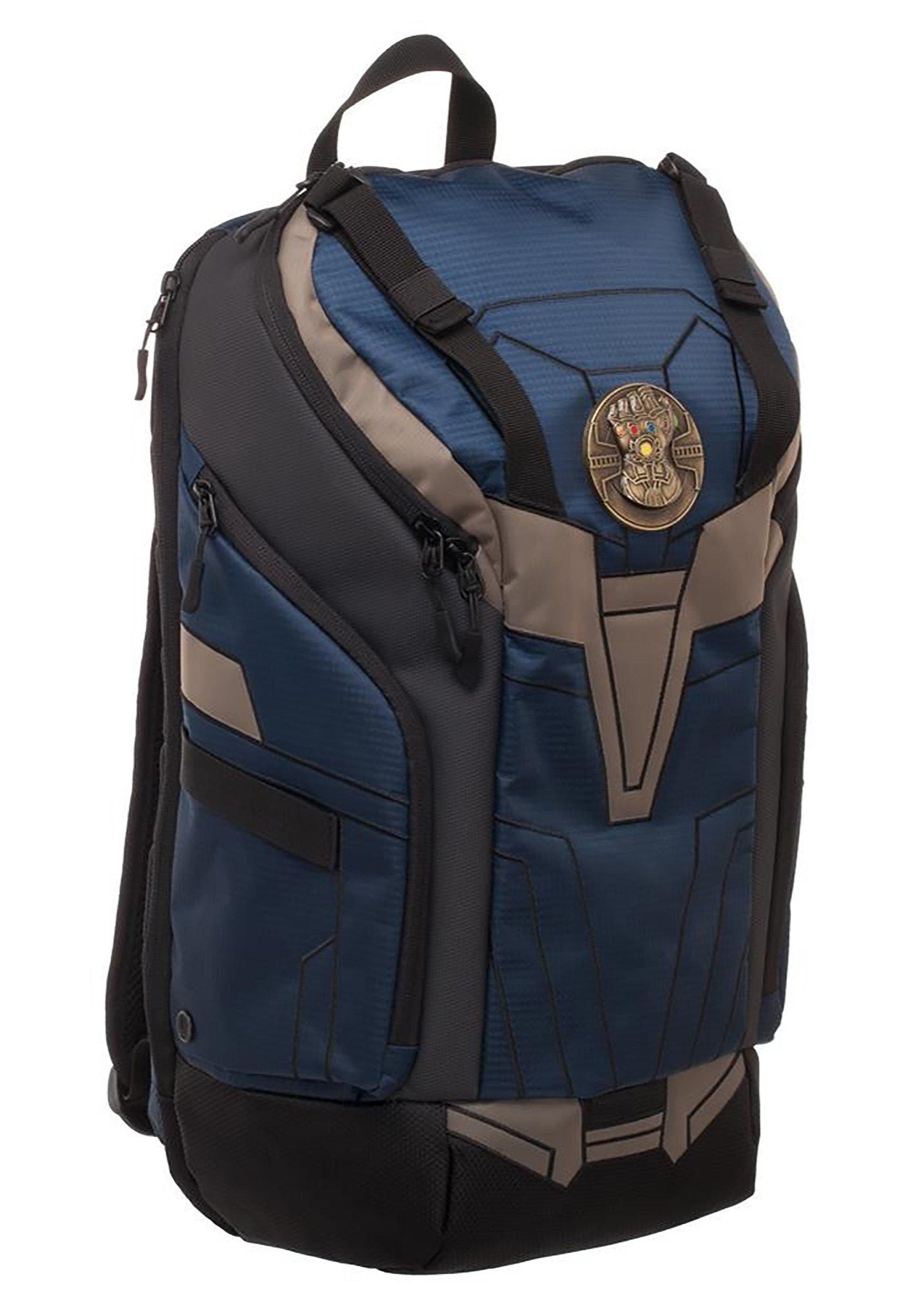 60bb313ba86f Thanos Inspired  Avengers  Infinity War Rear Zip Backpack