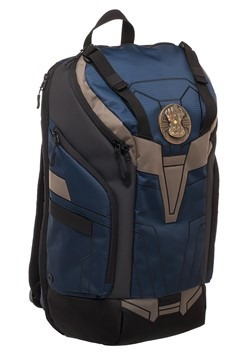 Avengers: Infinity War- Rear Zip Thanos Inspired Backpack 1