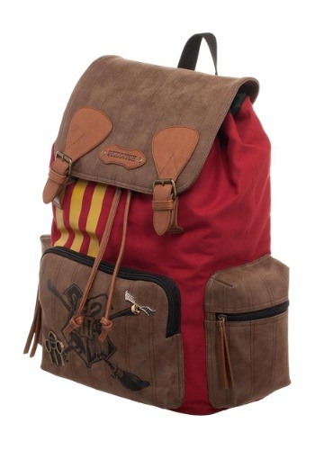 Harry Potter Quidditch Rucksack