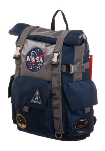 Rolltop Nasa Backpack