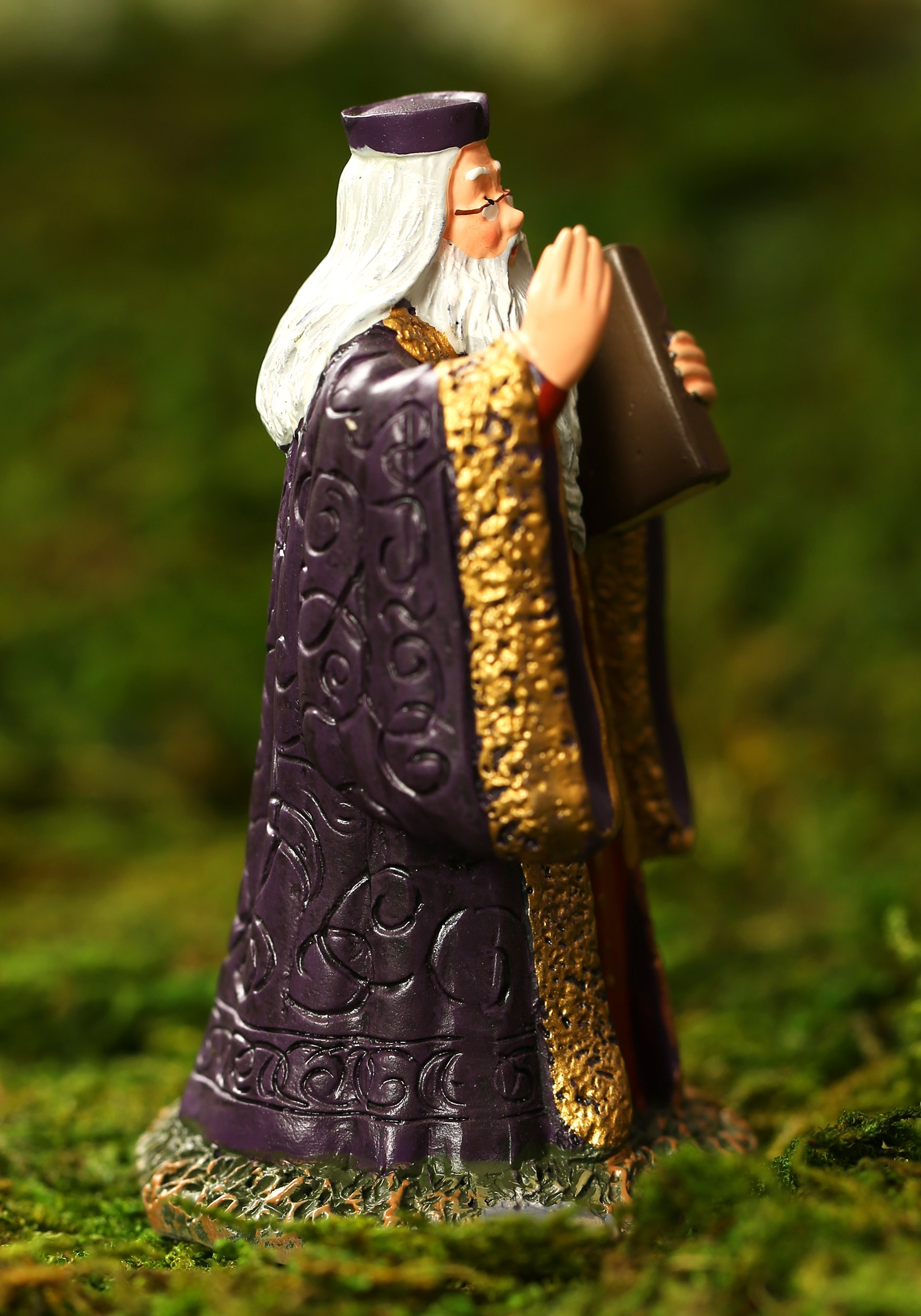 Dumbledore Figurines Harry Potter Village Harry and The Headmaster