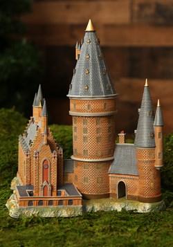 Hogwarts Hall & Tower Harry Potter Village Lighted Building2