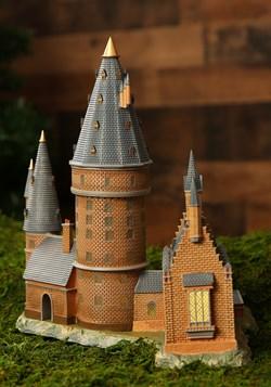 Hogwarts Hall & Tower Harry Potter Village Lighted Building3