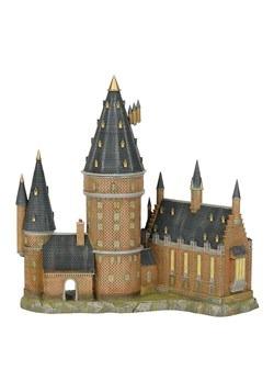 Hogwarts Hall & Tower Harry Potter Village Lighted Building4