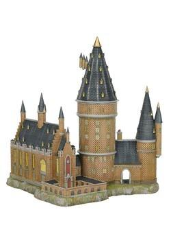 Hogwarts Hall & Tower Harry Potter Village Lighted Building5