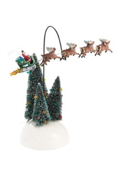 Department 56 Christmas Vacation Animated Family Sleigh