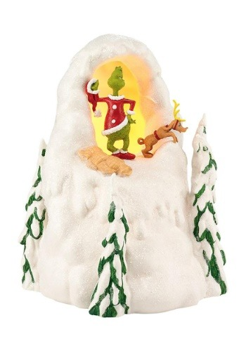 Department 56 The Grinch Mt Crumpit