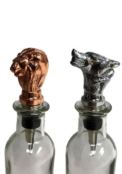 Game of Thrones House Sigil Wine Stopper 2 Pack
