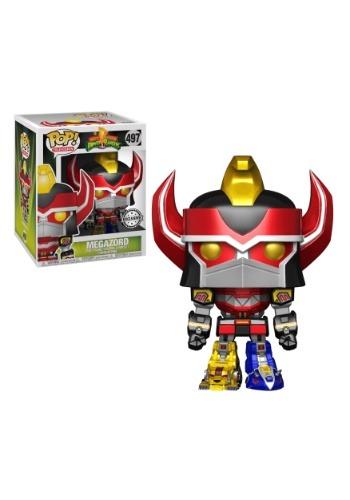 Power Rangers Megazord Glow-in-the-Dark 6-Inch Pop! Vinyl