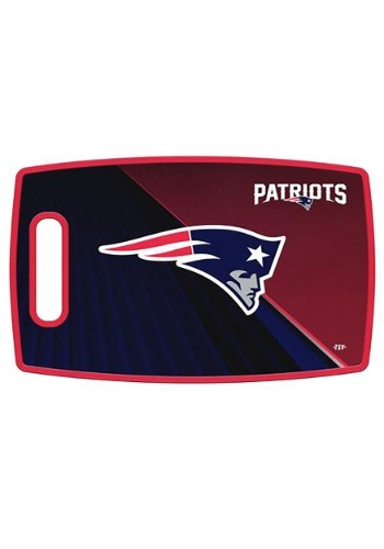 "NFL New England Patriots 14.5"" x 9"" Cutting Board-update1"