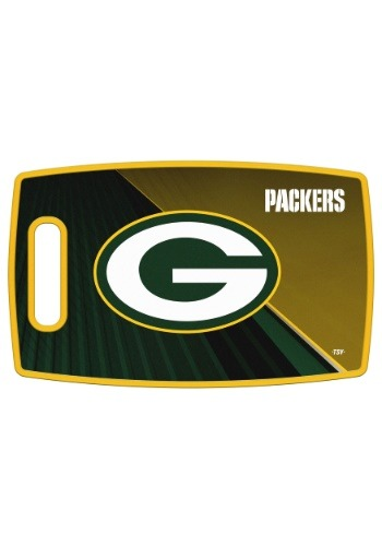"NFL Green Bay Packers 14.5"" x 9"" Cutting Board Update1"