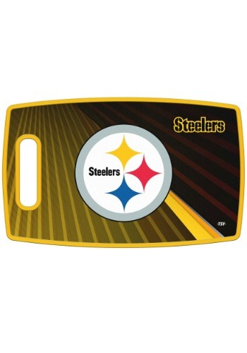 "NFL Pittsburgh Steelers Cutting Board-14.5"" x 9"""