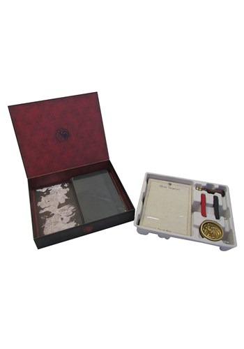 Game of Thrones House Targaryen Deluxe Stationery Set 1
