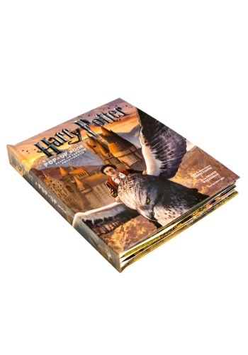 Harry Potter; A Pop-Up Book
