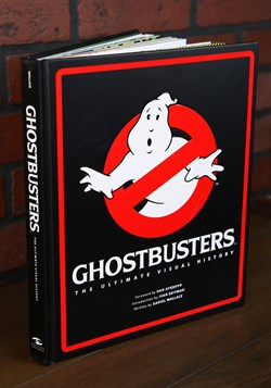 The Ghostbusters: The Ultimate Visual History Updated