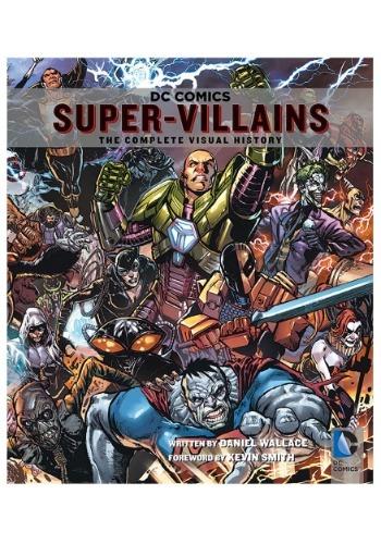 DC Comics: Super-Villains Hardcover