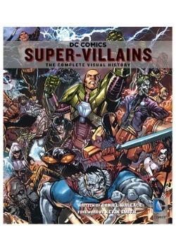 DC Comics Super Villains Hardcover