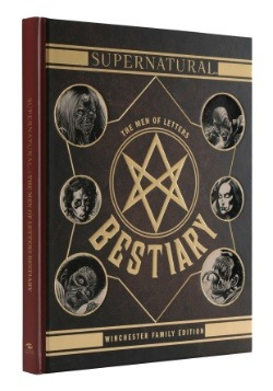 Supernatural: The Men of Letter Bestiary