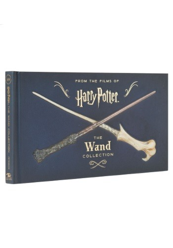 Harry Potter: The Wand Collection Hardcover Book