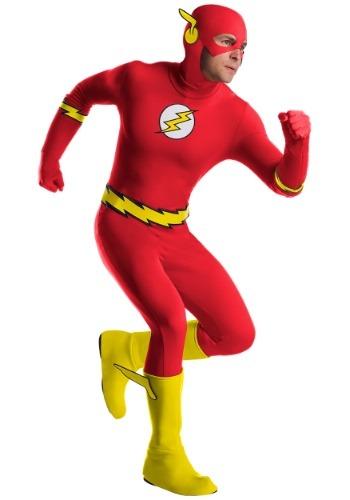 Mens Premium The Flash Classic Costume