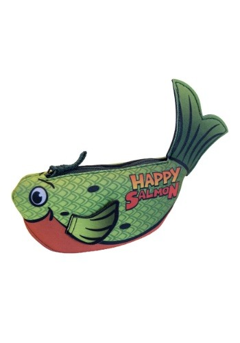 Green Fish (Original) Happy Salmon - Card Game