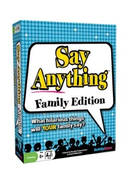 Say Anything Family Edition Party Game