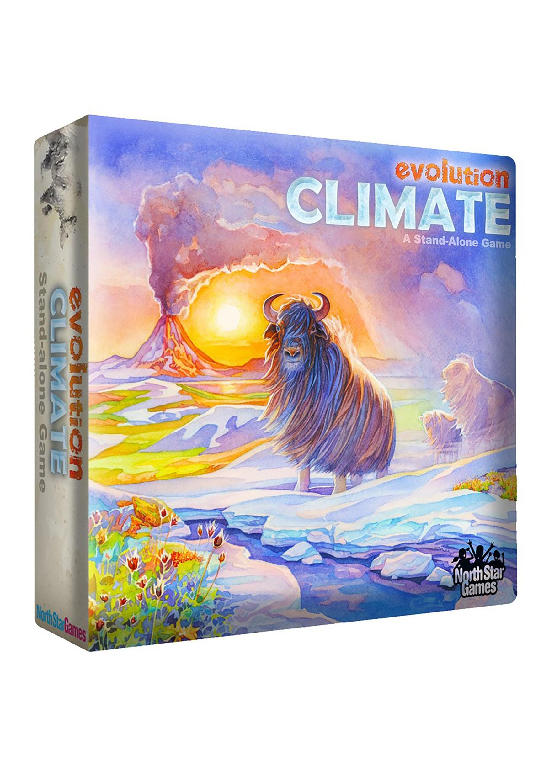 Evolution: Climate Stand-Alone Board Game