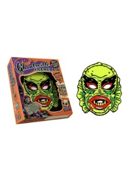 Fish Face Lagoon Creature Enamel Pin