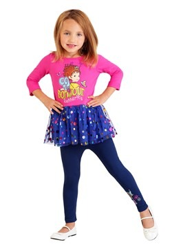 Fancy Nancy Tunic & Legging Set