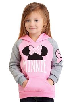 Minnie Mouse Pink Boy Hoodie