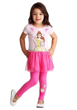 Belle Tunic & Legging Toddler Set
